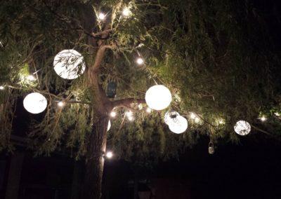 Iluminação exterior 2