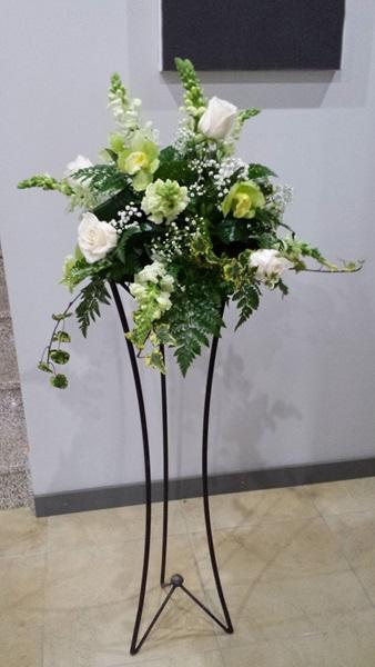 Tripés para decoração floral