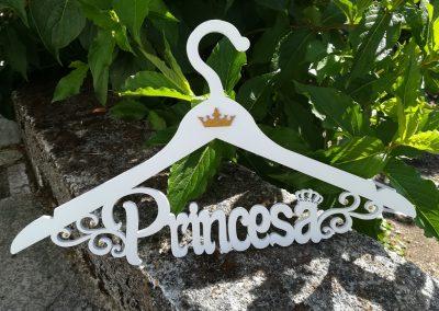 Cabide Princesa